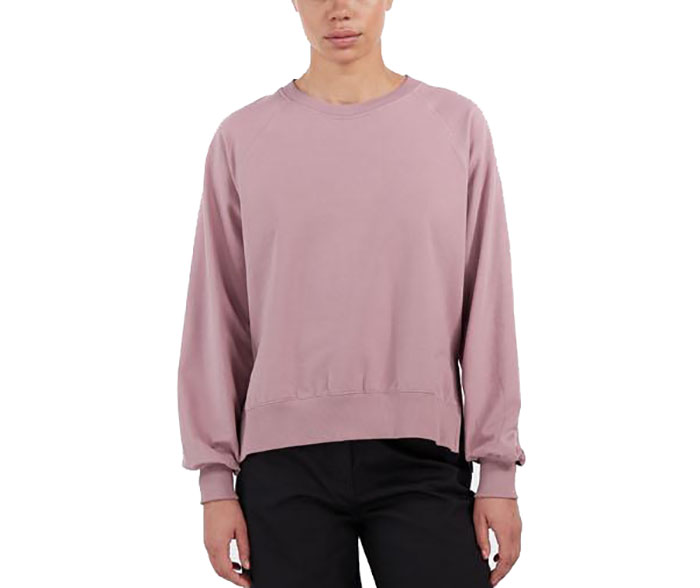 Makia Womens Etta Light Sweatshirt Dusk
