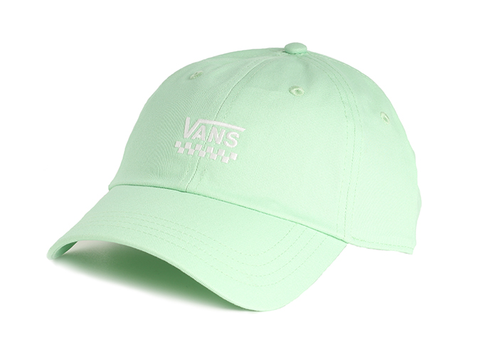 Vans Court Side Hat Green Ash / White