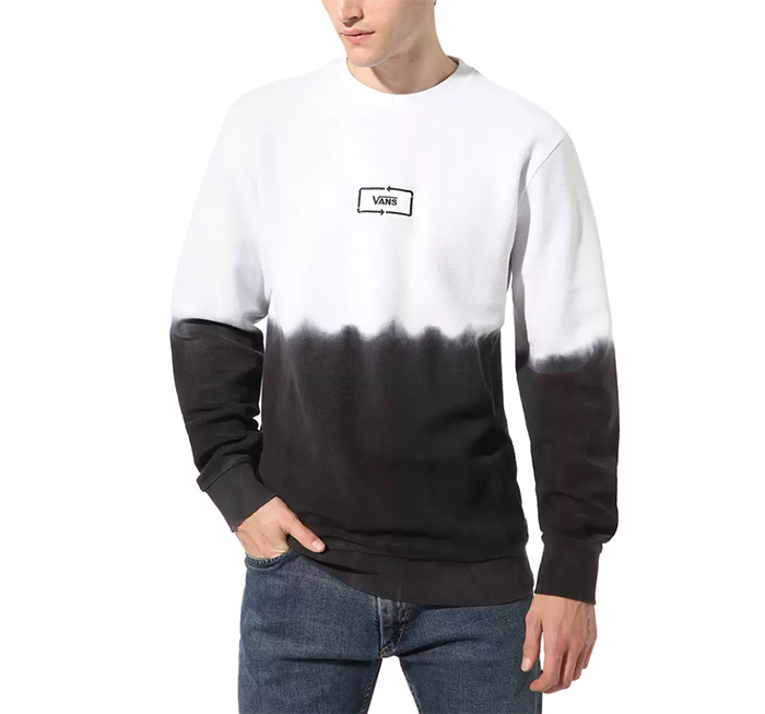 Vans2K Crew Sweater Black