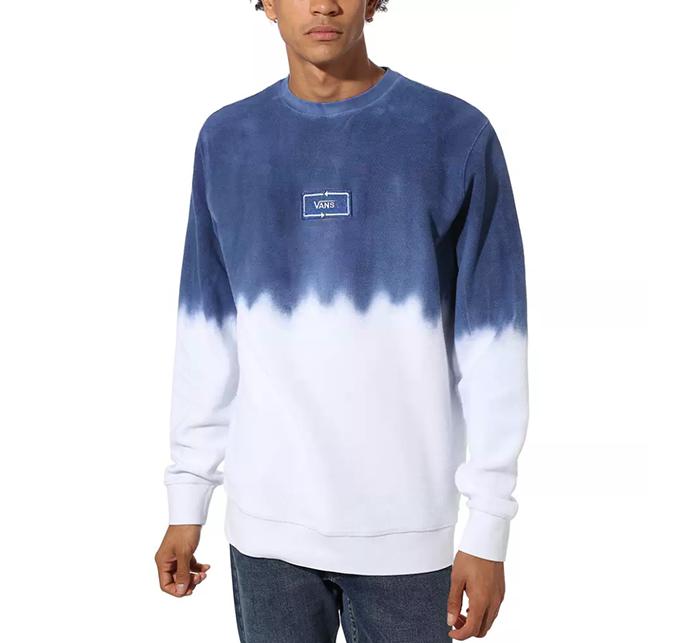 Vans2K Crew Sweater Sodalite Blue