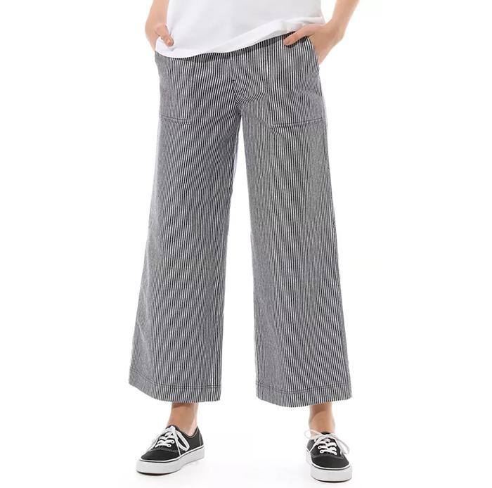 Vans Womens Barrecks Pants Dress Blues