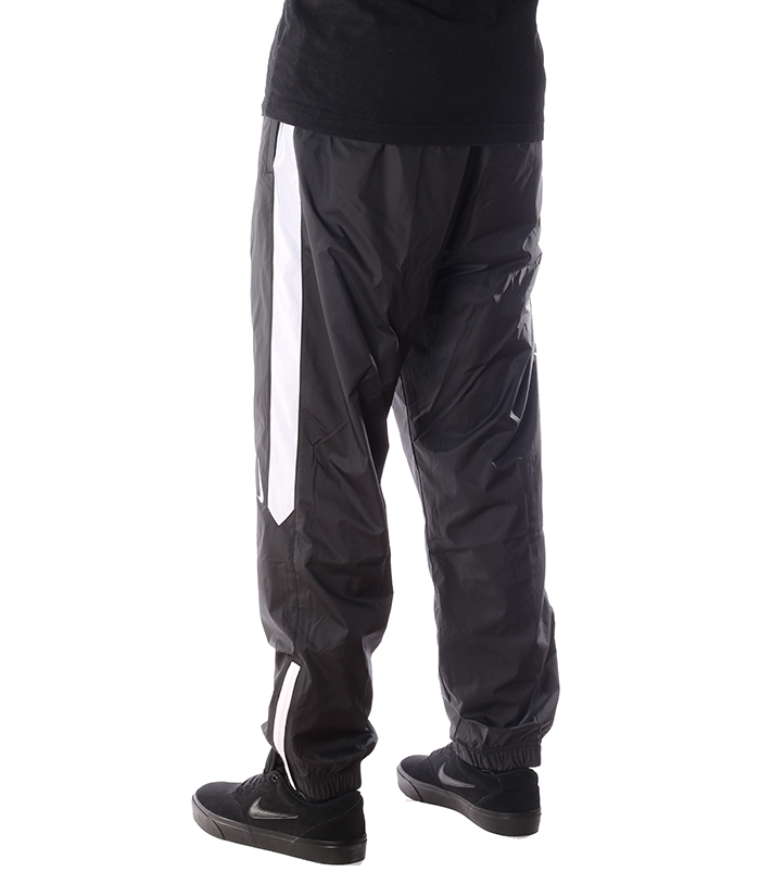 Nike SB Shield Track Pants Swoosh Black / White