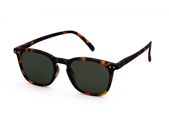 IZIPIZI #E Sun Tortoise Green Lenses