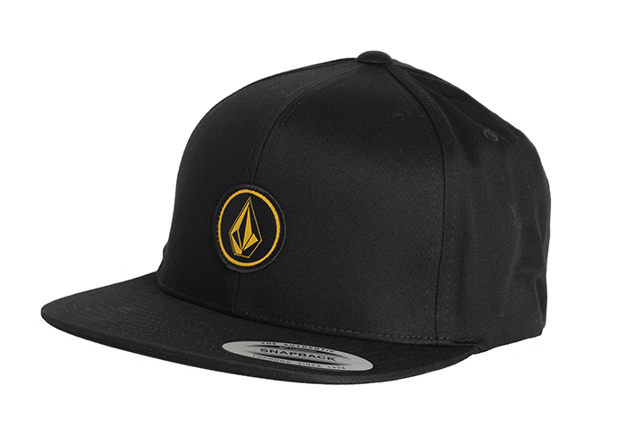 Volcom Quarter Twill Cap Gold