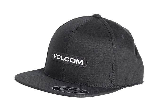 Volcom Euro 110 Snapback Black