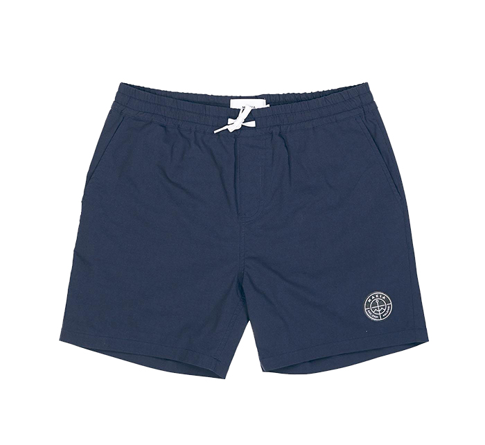 Makia Scope Hybrid Shorts Dark Navy