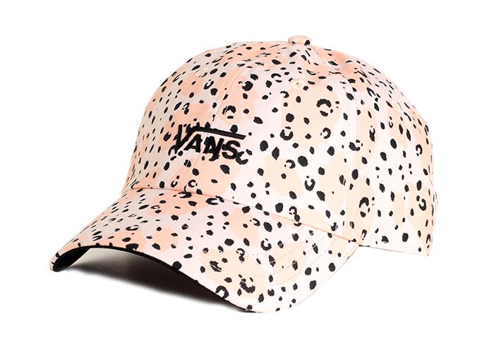 Vans Court Side Hat Leila Leopard