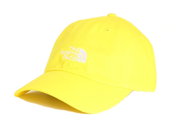 The North Face Norm Cap TNF Lemon