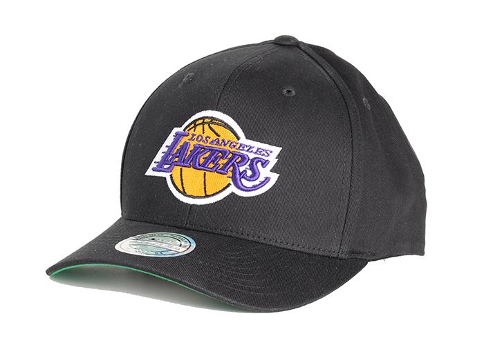 Mitchell & Ness Los Angeles Lakers 110 Snapback Black