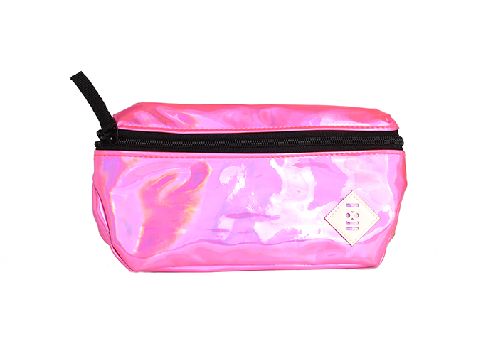 "Monmon ""The Bumbag"" Foil Pink"