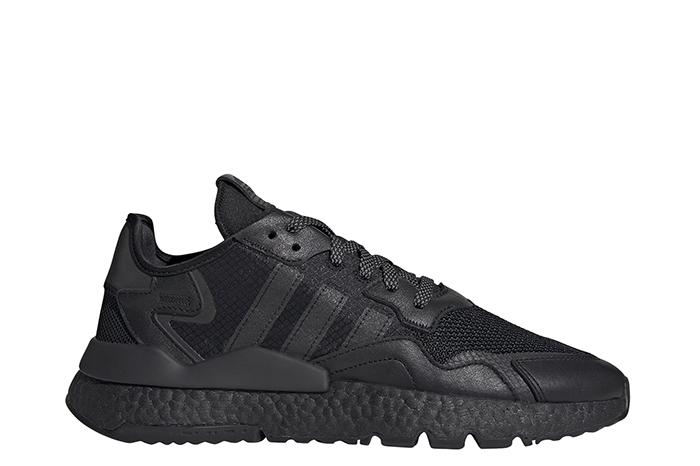 Adidas Nite Jogger Core Black / Core Black / Core Black
