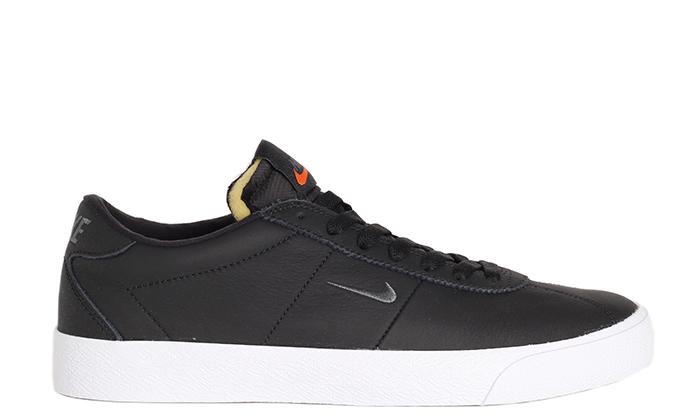 Nike SB Zoom Bruin ISO Black / Dark Grey - Black - White