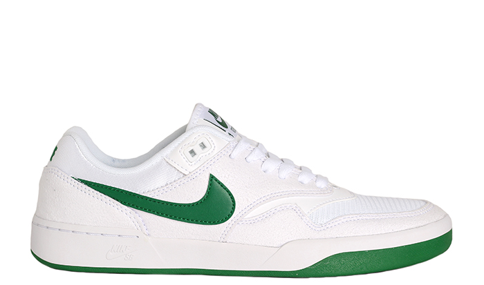 Nike SB GTS Return White / Pine Green - White - White