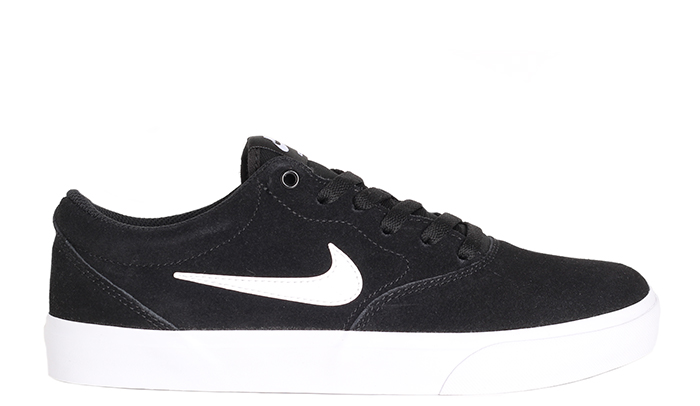 Nike SB Charge Suede Black / White - Black