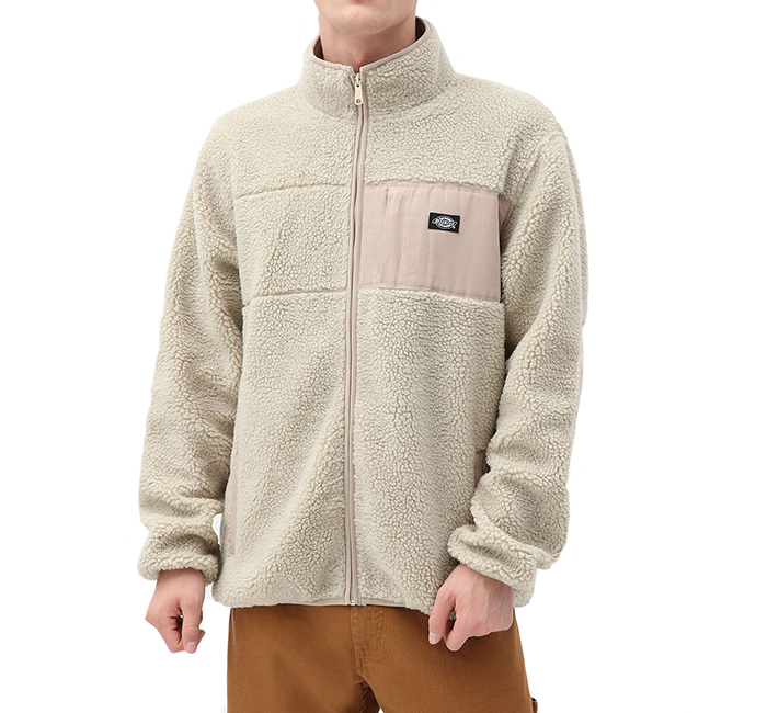 Dickies Red Chute Sherpa Light Taupe