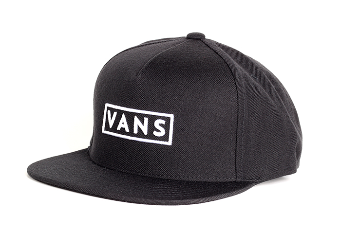Vans Easy Box Snapback Black