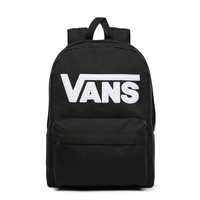 Vans Youth New Skool Backpack Black / White