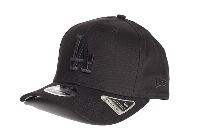 New Era Los Angeles Dodgers 9Fifty Stretch Snapback Black