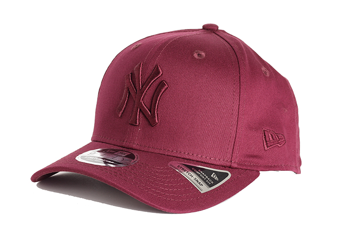 New Era New York Yankees 9Fifty Stretch Snapback Maroon