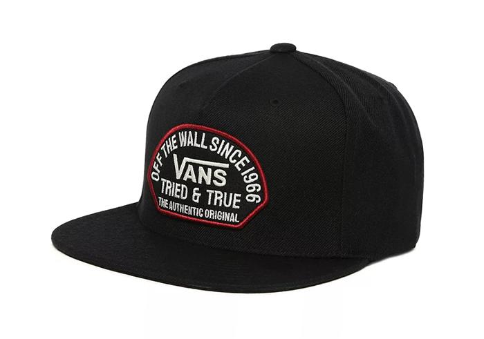 Vans Authentic OG Snapback Black