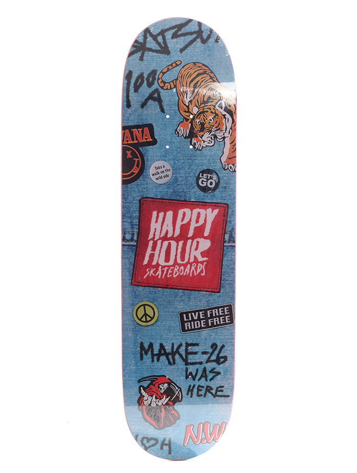 Happy Hour Farkkukuolema 8.125