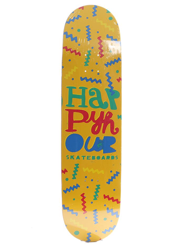 Happy Hour 80s Logo 7.75