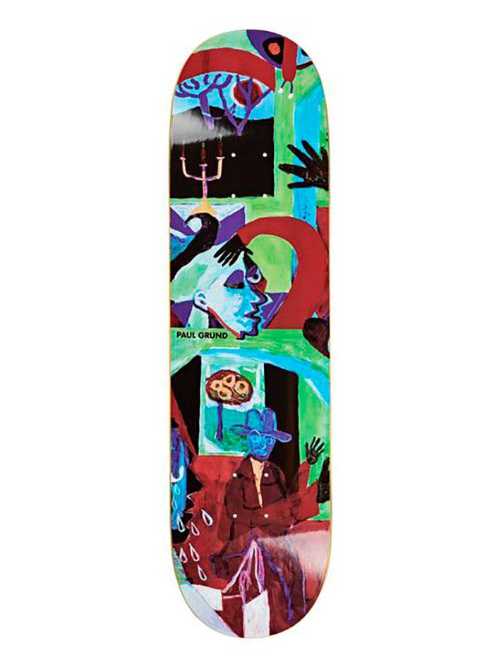 Polar Skate Co. PAUL GRUND - Moth House 8.375
