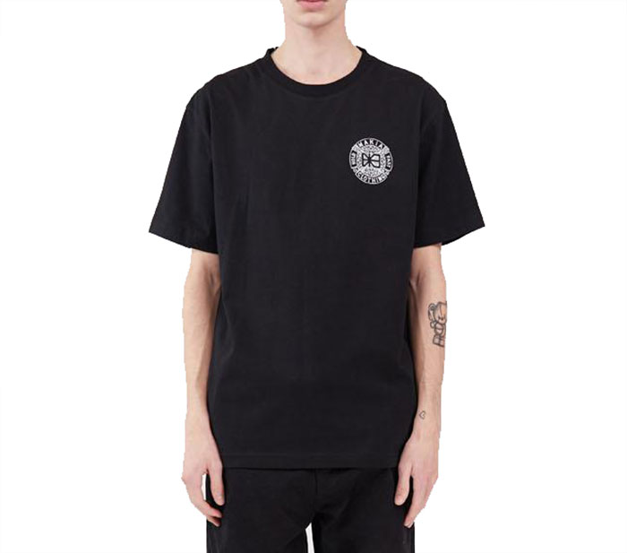 Makia Hold Fast T-Shirt Black
