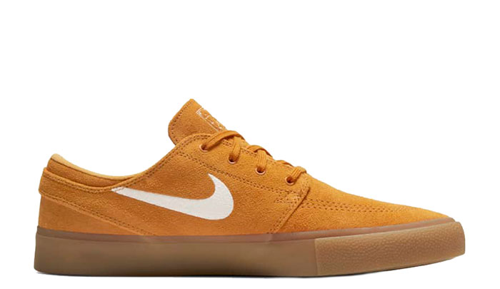 Nike SB Zoom Janoski RM Chutney / Sail - Gum Light Brown
