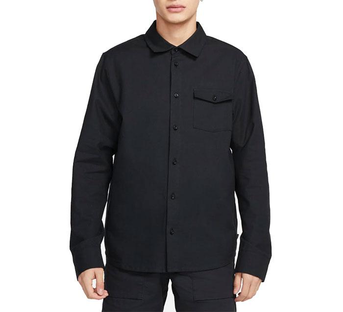 Nike SB Flannel Shirt Black
