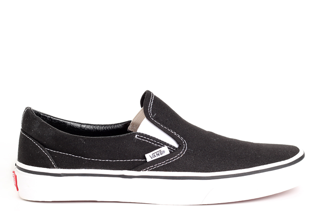 Vans Classic Slip-On Black