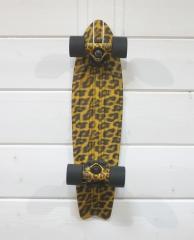 "Globe Bantam Graphic ST 23"" Leopard"