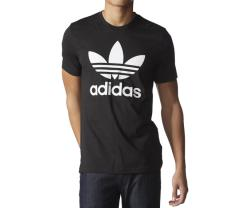 Adidas Originals Trefoil Tee Black