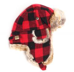 Dickies Trout Creek Trapper Hat Red