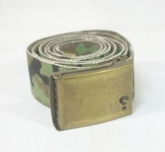 "Sweet ""Buckle Belt"" Camouflage One Size"
