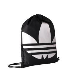 Adidas Gym Sack Trefoil Black / White