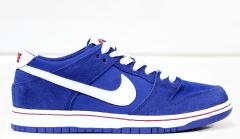 Nike SB Dunk Low Pro Ishod Wair Deep Royal / White
