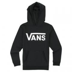 Vans Youth Classic Pullover Hoodie Black / White