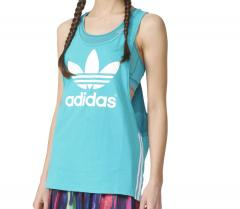 Adidas x Pharell Williams Kauwela Tank Shock Green