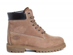 Dickies Fort Worth Nubuck Brown