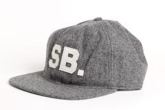 Nike SB Infield Pro Cap Grey Heather / Pine Green / Black