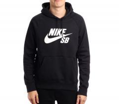 6030d1aa0 Nike SB Icon Hoodie Black / White