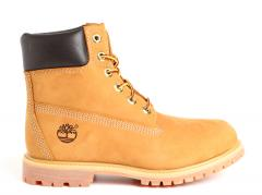 Timberland Womens 6 Inch Premium Boot Wheat