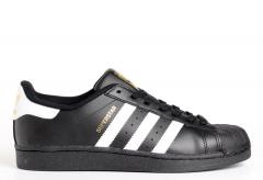 Adidas Superstar Core Black / White