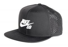 Nike SB Aero Cap Pro Trucker Black / White