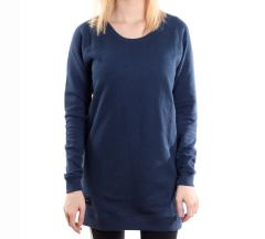 Makia Womens Ocean Long Sweatshrt Blue