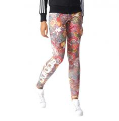 Adidas Womens Fugiprabali Linear Leggings