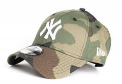 New Era 940 New York Yankees Camo / White