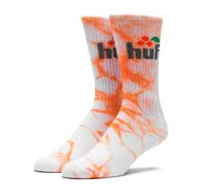Huf Soda Crew Sock Orange