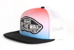 Vans Beach Girl Trucker Hat Gradient